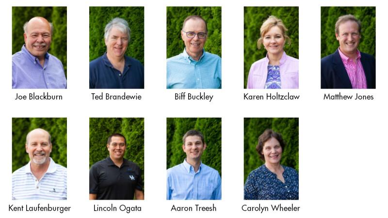 2019 Leadership Board