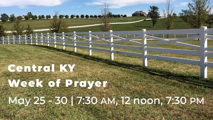 Central KY Week of Prayer