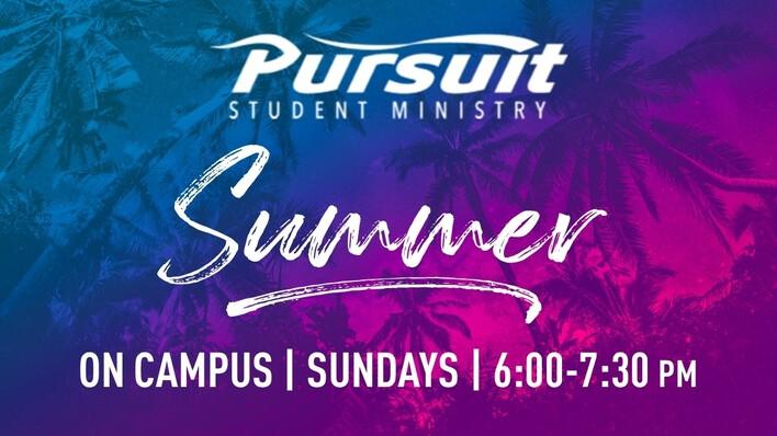 Pursuit Student Ministry