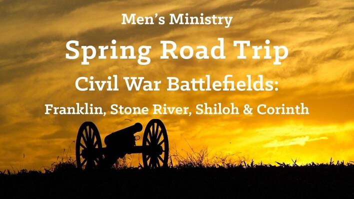 Men's Road Trip